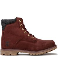 Timberland Waterville 6 Inch Boots - Brown