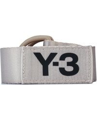 Y-3 Buckle Belt - Black
