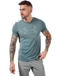 Under Armour Seamless Logo T-shirt - Blue