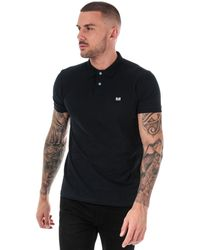 Weekend Offender Barnum Polo Shirt - Black
