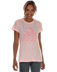 adidas Must Haves Winners T-shirt - Pink