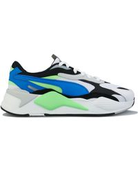 PUMA - Rs-x3 Puzzle Soft Trainers - Lyst