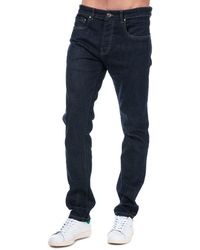 Weekend Offender Tapered Fit Jeans - Blue