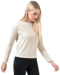 Y-3 Stkd Long Sleeve T-shirt - Natural