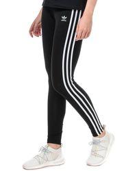 adidas Originals 3-stripes Leggings - Black