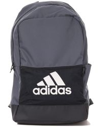 adidas Classic Badge Of Sport Backpack - Blue
