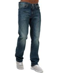 Levi's 514 Flex Orinda Straight Fit Jeans - Blue