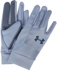 Under Armour Core Liner Gloves - Grey