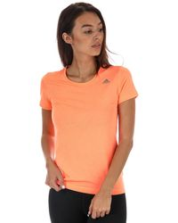 adidas Infinite Series Prime T-shirt - Orange