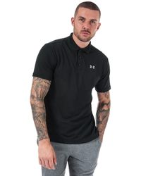 Under Armour Ua Performance Polo Shirt - Black