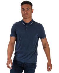 Ted Baker Gelpen Polo Shirt - Blue