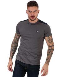 Weekend Offender Escalante T-shirt - Grey
