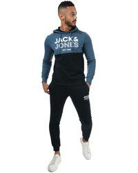 Jack & Jones Miller Tracksuit - Blue