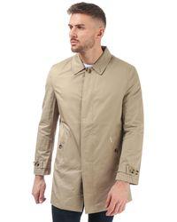 Ben Sherman New Mac 3/4 Length Jacket - Natural