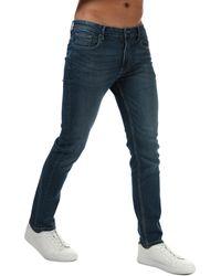 Ben Sherman Slim Fit Jeans - Blue