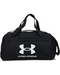 Under Armour Loudon 22 Litre Duffle Bag - Black