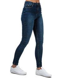 Superdry Sophia Skinny Jeans - Blue