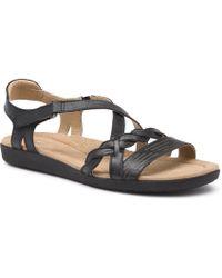 fba9948d24a G.H.BASS - Selena Comfort Sandal - Lyst