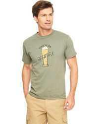 G.H. Bass & Co. - Beertiful Graphic Tee - Lyst