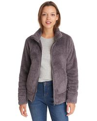 322d4fcb1 Woolrich Mill Wool Sherpa Jacket - Lyst