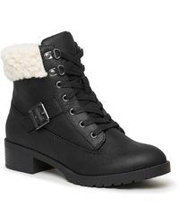 G.H. Bass & Co.  Shayna Boot - Black