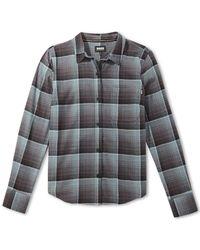 G.H. Bass & Co.  Windsor Field Flannel Shirt - Multicolour