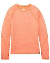 G.H. Bass & Co.  Trail Long Sleeve Performance Shirt - Pink