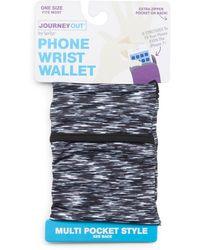 G.H.BASS G.h. Bass Multi Pocket Wrist Wallet - Blue