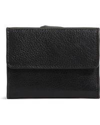 G.H. Bass & Co. - Medium Leather Wallet - Lyst