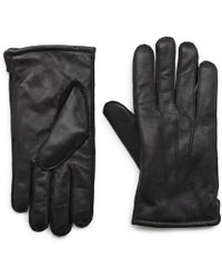 G.H.BASS - G.h. Bass Glace Glove With Sherpa Lining - Lyst