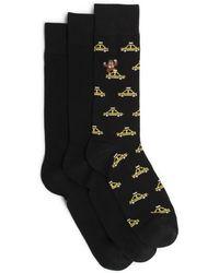 G.H. Bass & Co. | Novelty Socks 3 Pack | Lyst