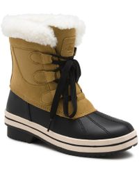 G.H.BASS - G.h. Bass Arctic Waterproof Boot - Lyst