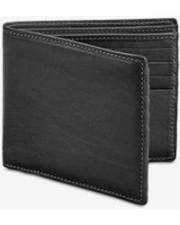 Gigi New York Bi-fold Wallet - Black