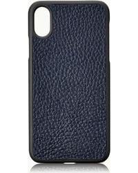 Gigi New York Iphone X Hard-shell Case - Blue