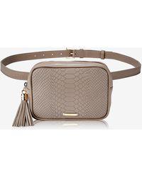 Gigi New York Kylie Belt Bag - Multicolor