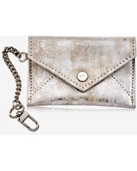 Gigi New York - Mini Envelope With Clip - Lyst