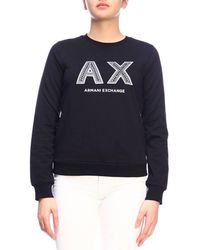 Armani Exchange - Jumper Women - Lyst