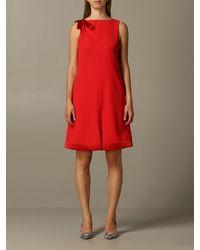Emporio Armani Dress - Red