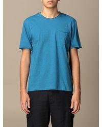 Eleventy T-shirt - Blue