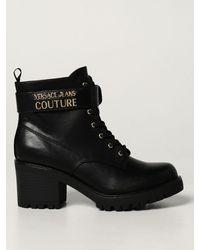 Versace Jeans Couture Botas - Negro