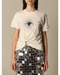 Paco Rabanne T-shirt - White