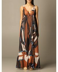 Manila Grace Dress - Multicolour