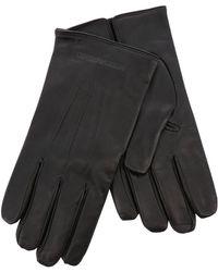 Emporio Armani - Gloves Men - Lyst