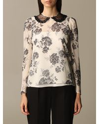 RED Valentino Top - Natural