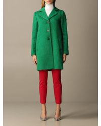 Twin Set Coat - Green