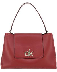Calvin Klein Bags Women - Red