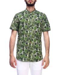 Daniele Alessandrini Shirt - Green