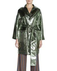 Arthur Arbesser Coat Women - Green