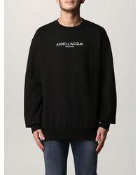 Alessandro Dell'acqua Sweatshirt - Black