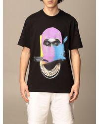 ih nom uh nit T-shirt - Black